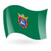 Bandera Mochila Caballería