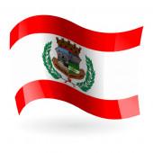 Bandera Mochila Brilat