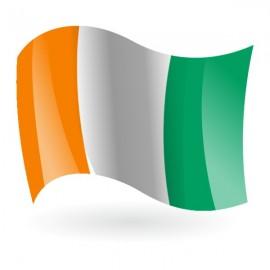 Bandera de la República de Costa de Marfil