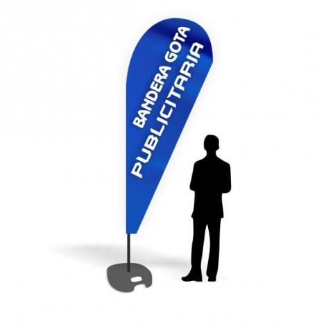 Bandera Gota personalizada / publicitaria