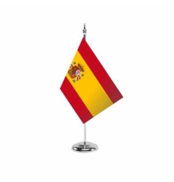 Bandera de España c/e - sobremesa