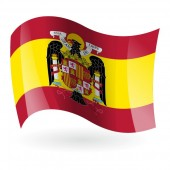 Bandera de España preconstitucional