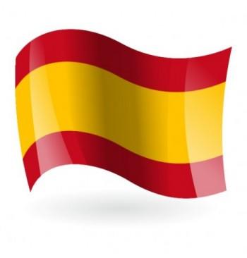 Bandera de España c/e - Gran formatos