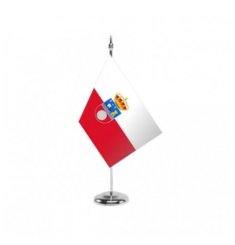 Bandera de Cantabria - Sobremesa