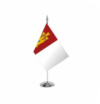 Bandera de Castilla la Mancha - Sobremesa