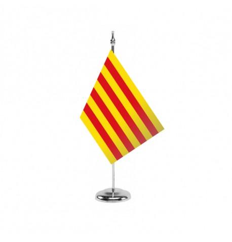 Bandera de Cataluña - Sobremesa
