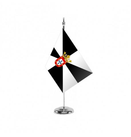 Bandera de Ceuta - Sobremesa