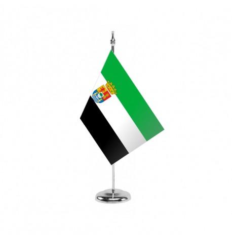 Bandera de Extremadura c/e - Sobremesa