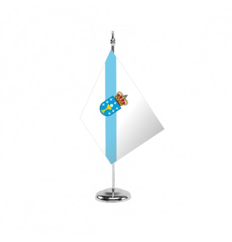 Bandera de Galicia c/e - Sobremesa