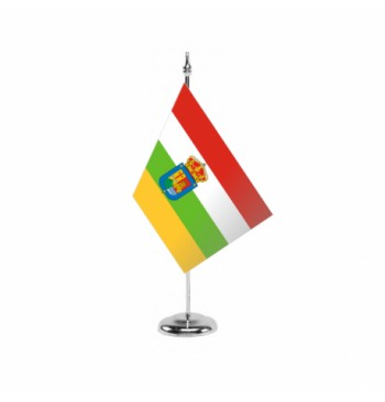 Bandera de La Rioja - Sobremesa
