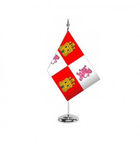 Bandera De Castilla Y León - Sobremesa