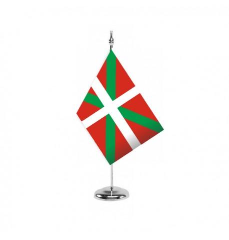 Bandera De Euskadi ( País Vasco ) - Sobremesa