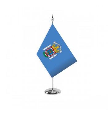 Bandera De Melilla - Sobremesa