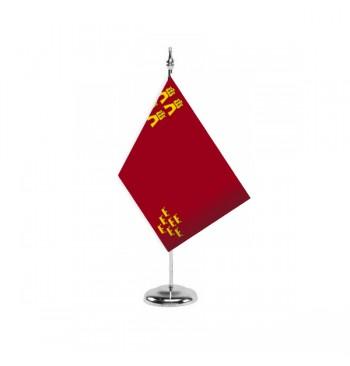 Bandera De La Región De Murcia - Sobremesa