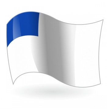 Bandera de San Sebastián ( Donostia )