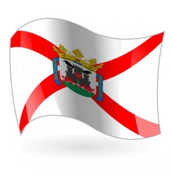 Bandera de Vitoria - Gasteiz