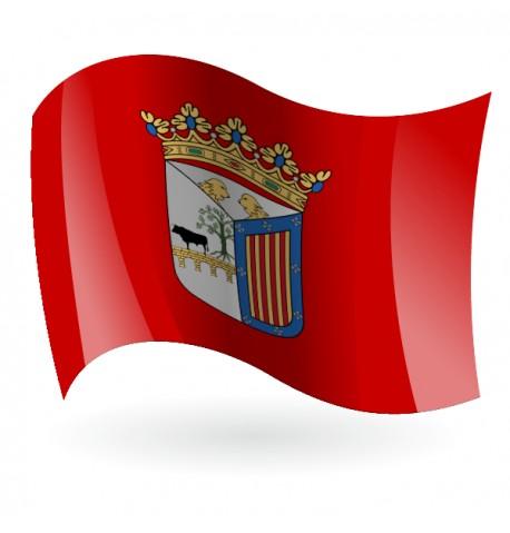 Bandera de Salamanca