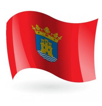 Bandera de Alcalá de Henares