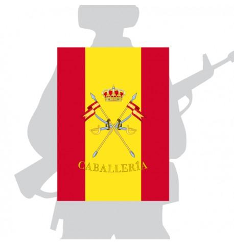 Bandera De Percha / Mochila De Caballería