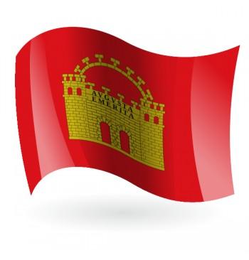 Bandera de Mérida