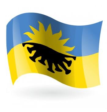 Bandera de la lucha contra la COVID-19
