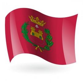 Bandera de Elda