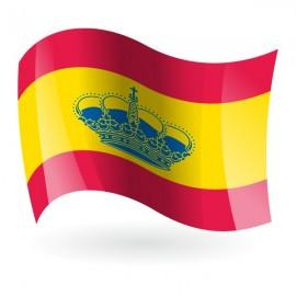Bandera de España náutica
