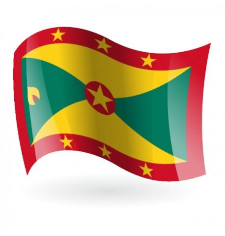 Bandera de Granada ( Grenada )