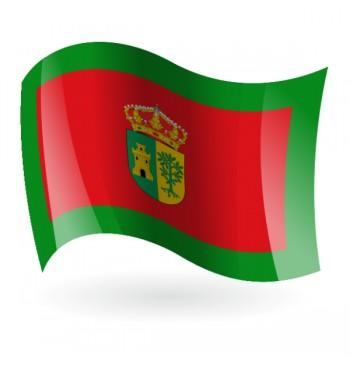 Bandera de Braojos de la Sierra