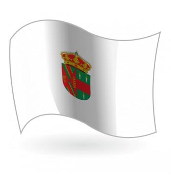 Bandera de Daganzo de Arriba
