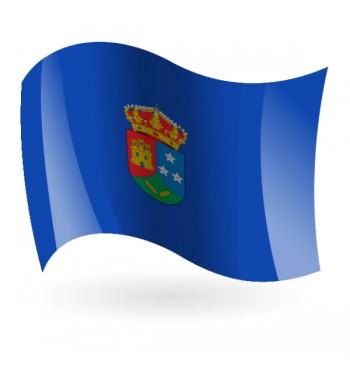 Bandera de Casarrubuelos