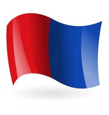 Bandera de Chinchón