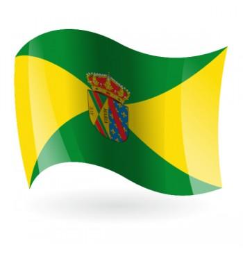 Bandera de Cobeña