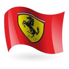 Bandera de Ferrari mod. 1
