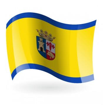 Bandera de Alborache ( Alboraig )