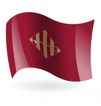 Bandera de Alcira ( Alzira )