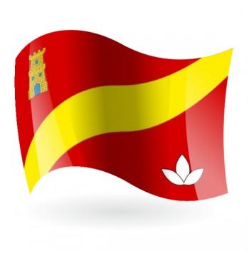 Bandera de Torrejón de Velasco
