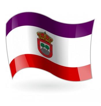 Bandera de Tres Cantos
