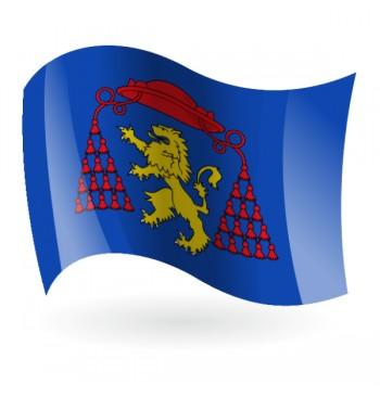 Bandera de Alfahuir ( Alfauir )