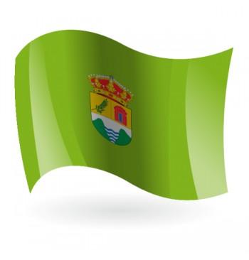 Bandera de Valdilecha
