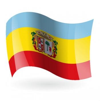 Bandera de Alfarrasí