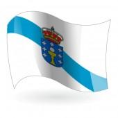 Bandera de Galicia c/e