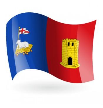 Bandera de Alginet