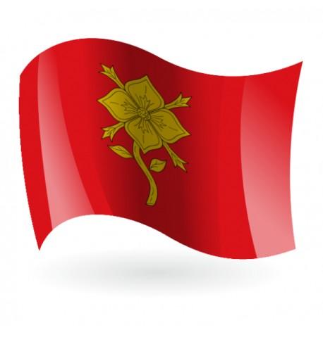 Bandera de Matet