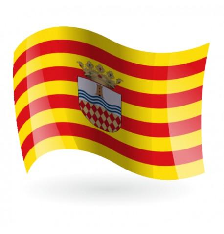 Bandera de Moncófar ( Moncofa )