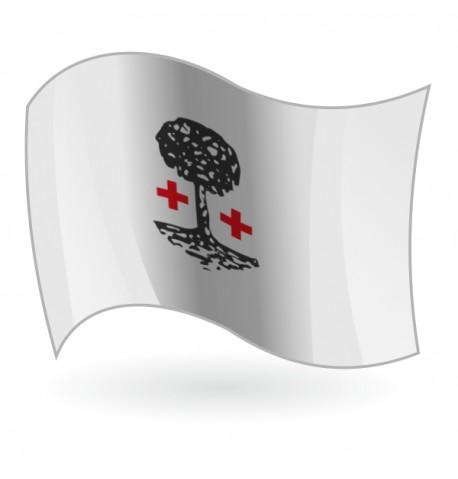 Bandera de Salsadella ( La Salzadella )