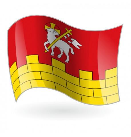 Bandera de San Juan de Moró ( Sant Joan de Moró )