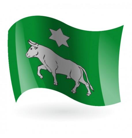 Bandera de Villores
