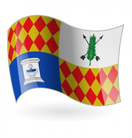 Bandera de Villavieja ( La Vilavella )