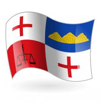 Bandera de la Sarratella ( La Serratella )
